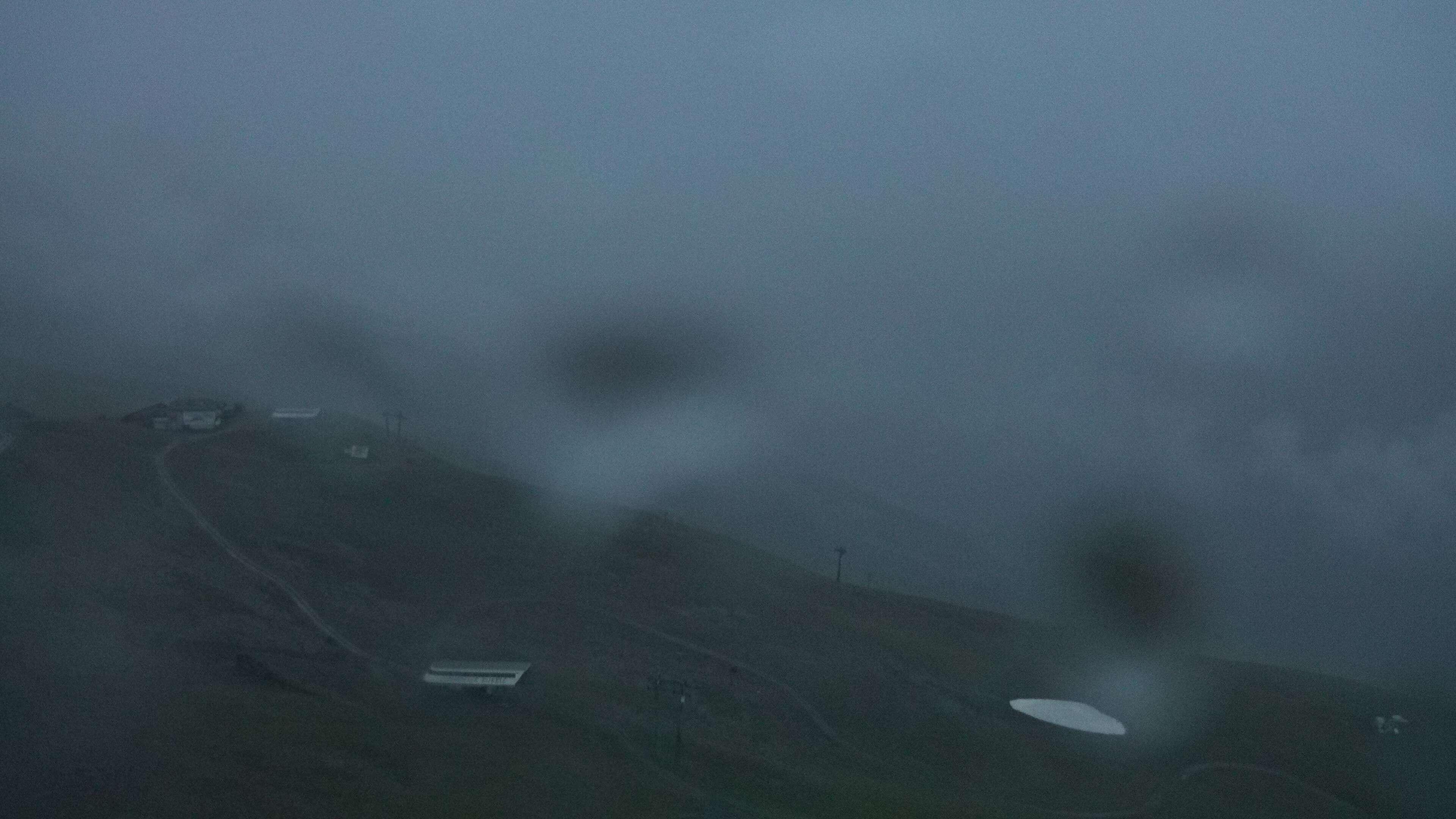 Jakobshorn, Blick Jatzhütte