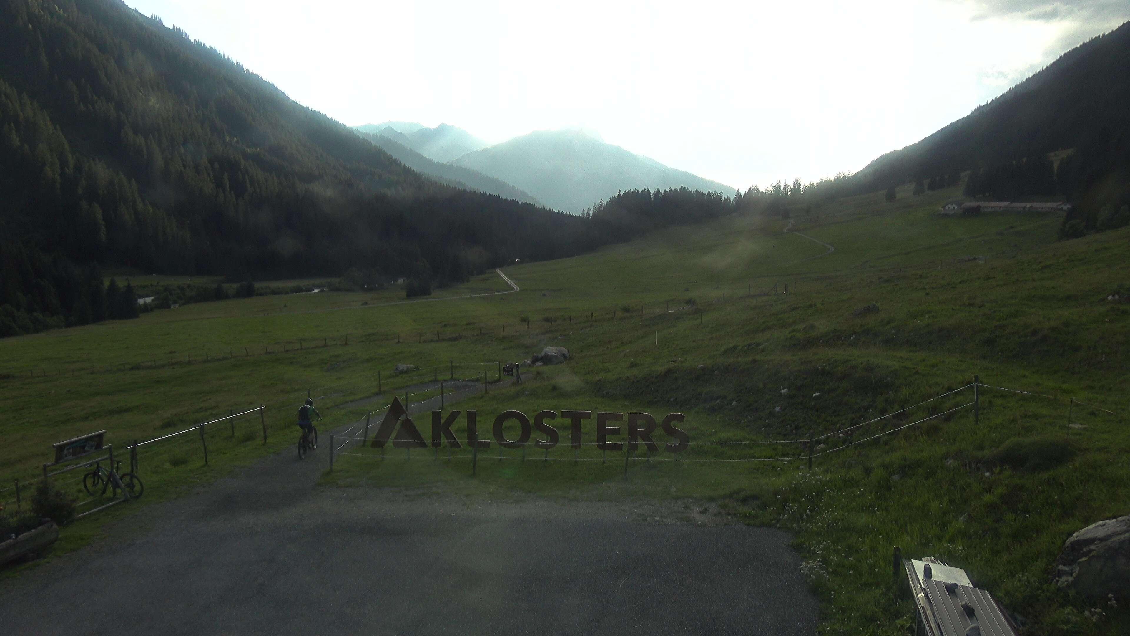 Klosters Garfiun