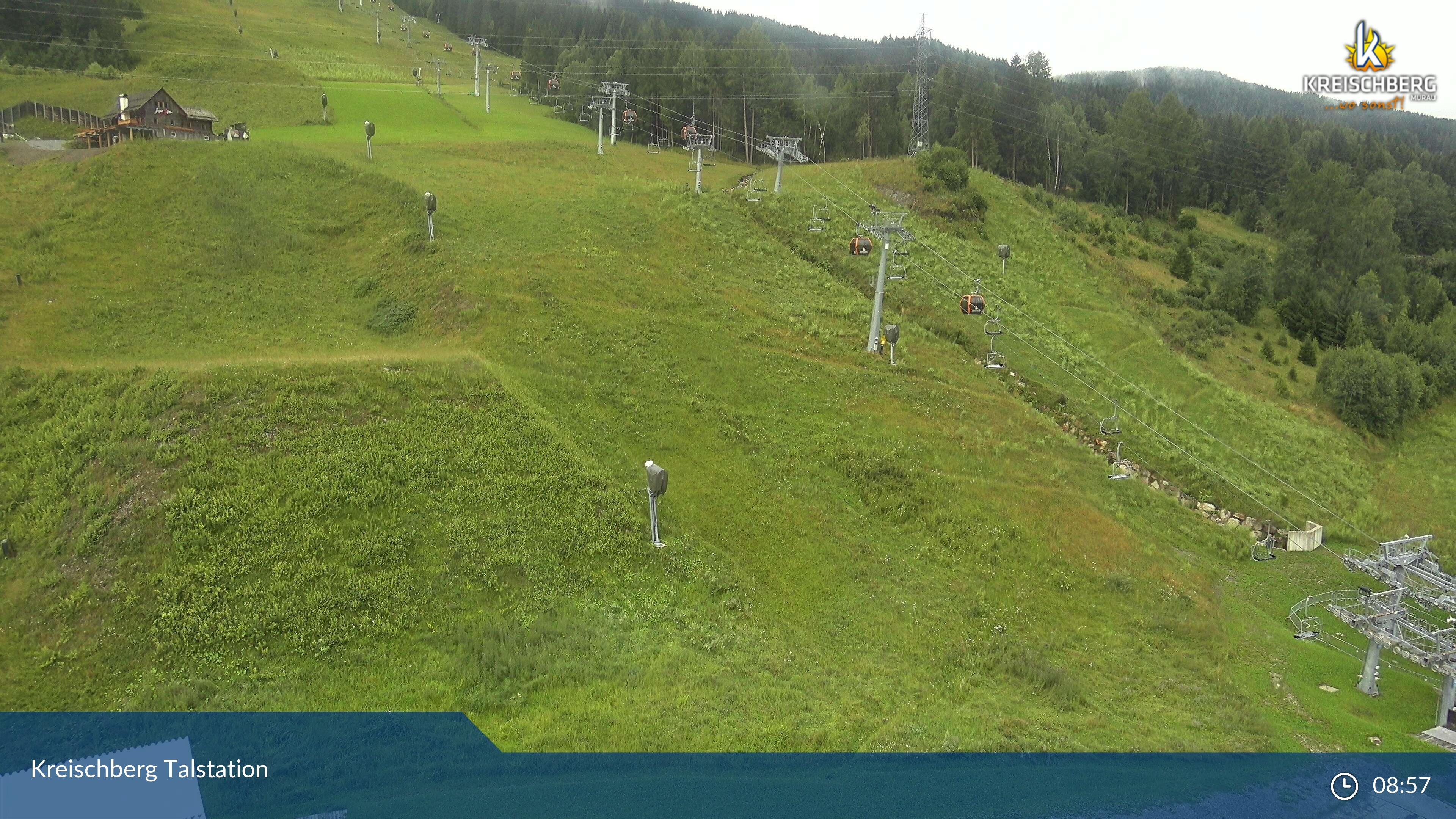 Kreischberg webcam - snowpark