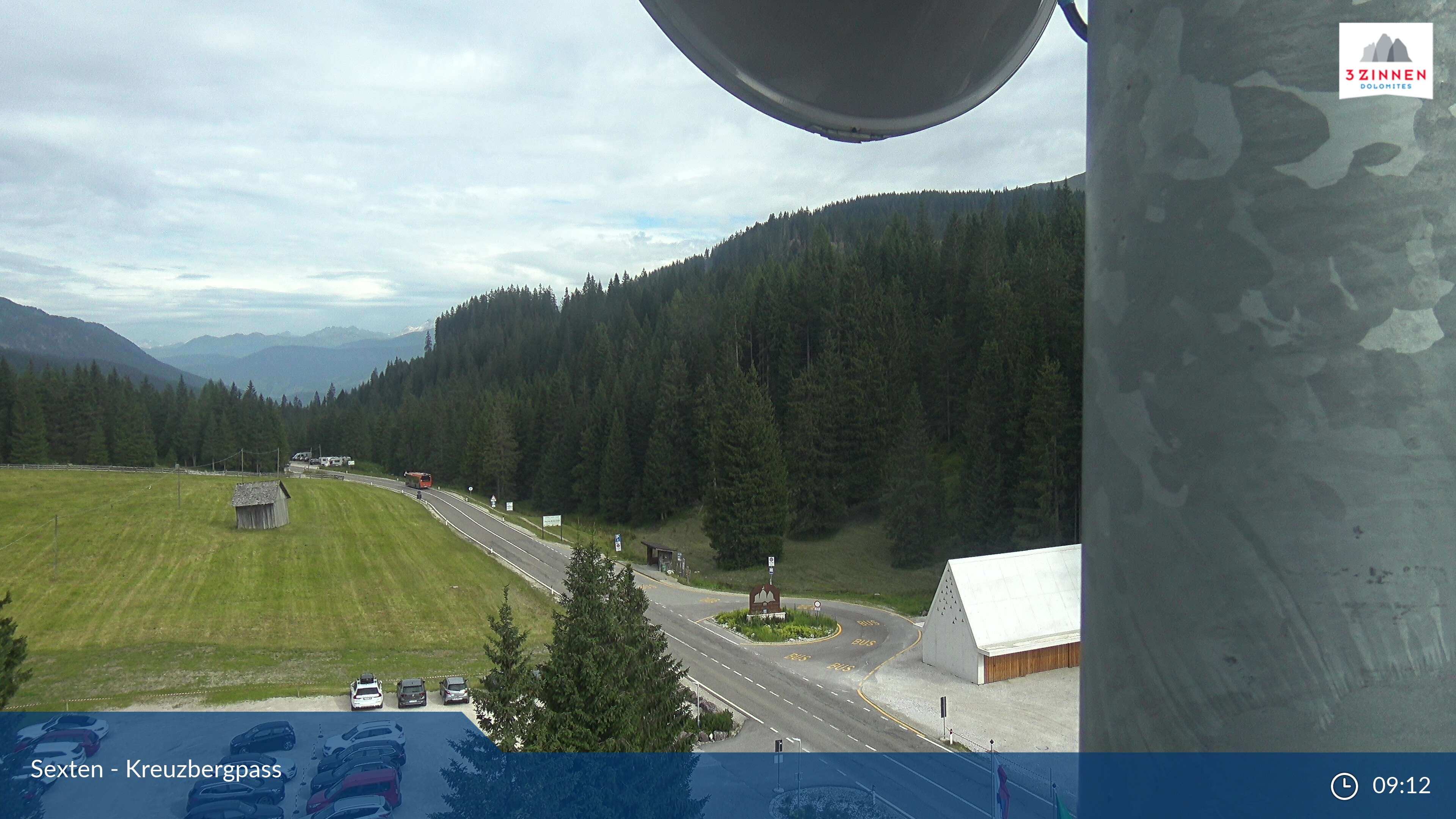 Webcam Skilift Passo Monte Croce - Sesto/Comelico, Tre Cime Dolomiti