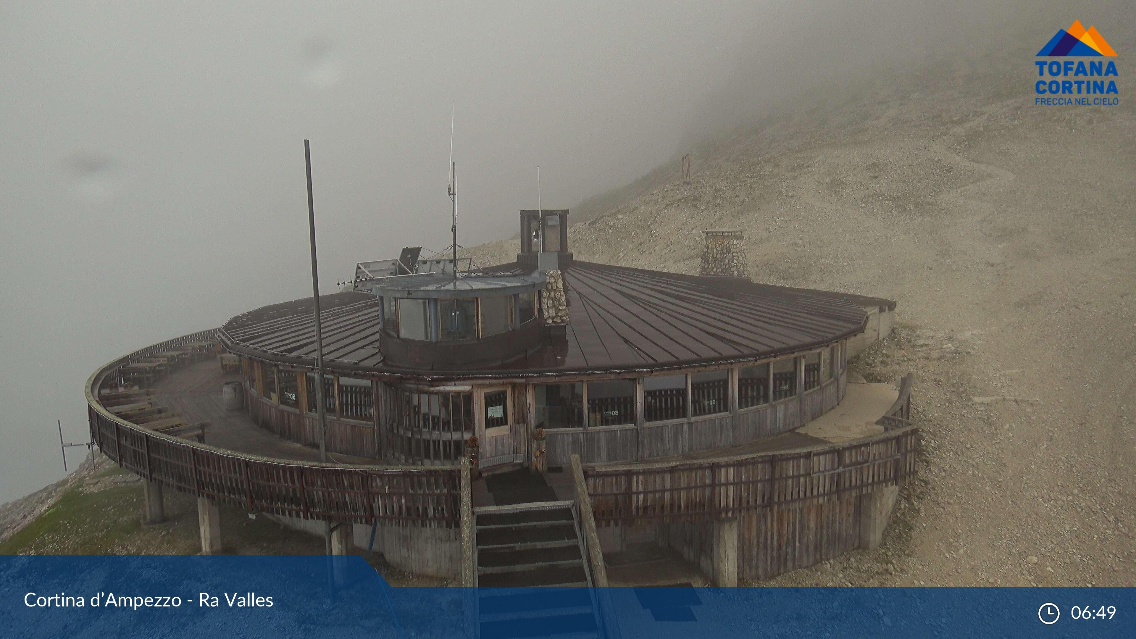 Webcam Cortina Ra Valles
