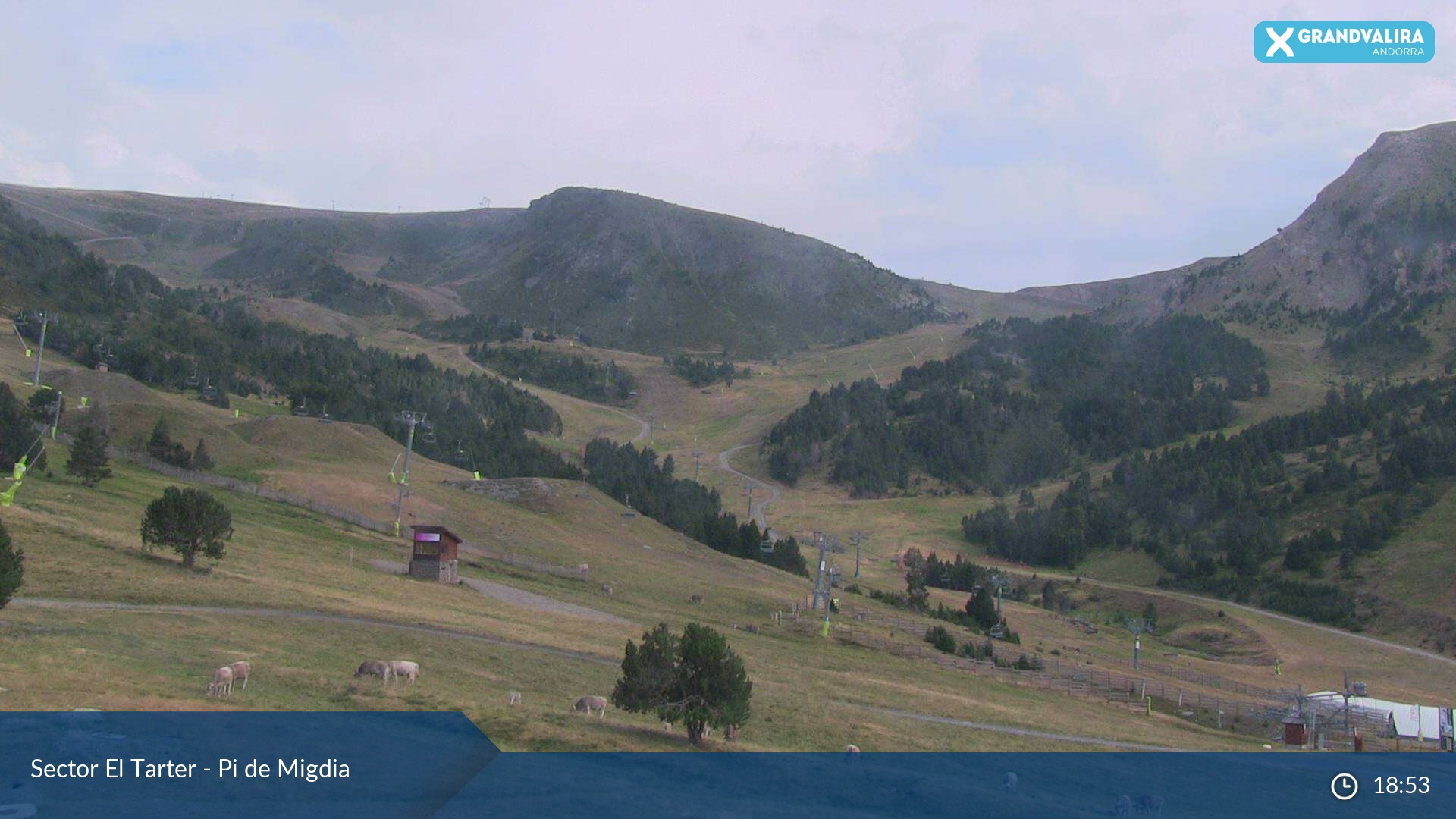 Webcam <br><span> grandvalira</span>