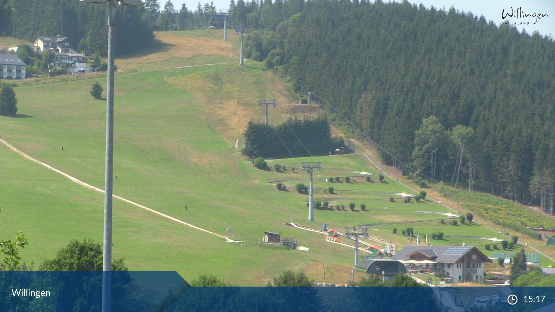 Skigebied Willingen - Webcam 5