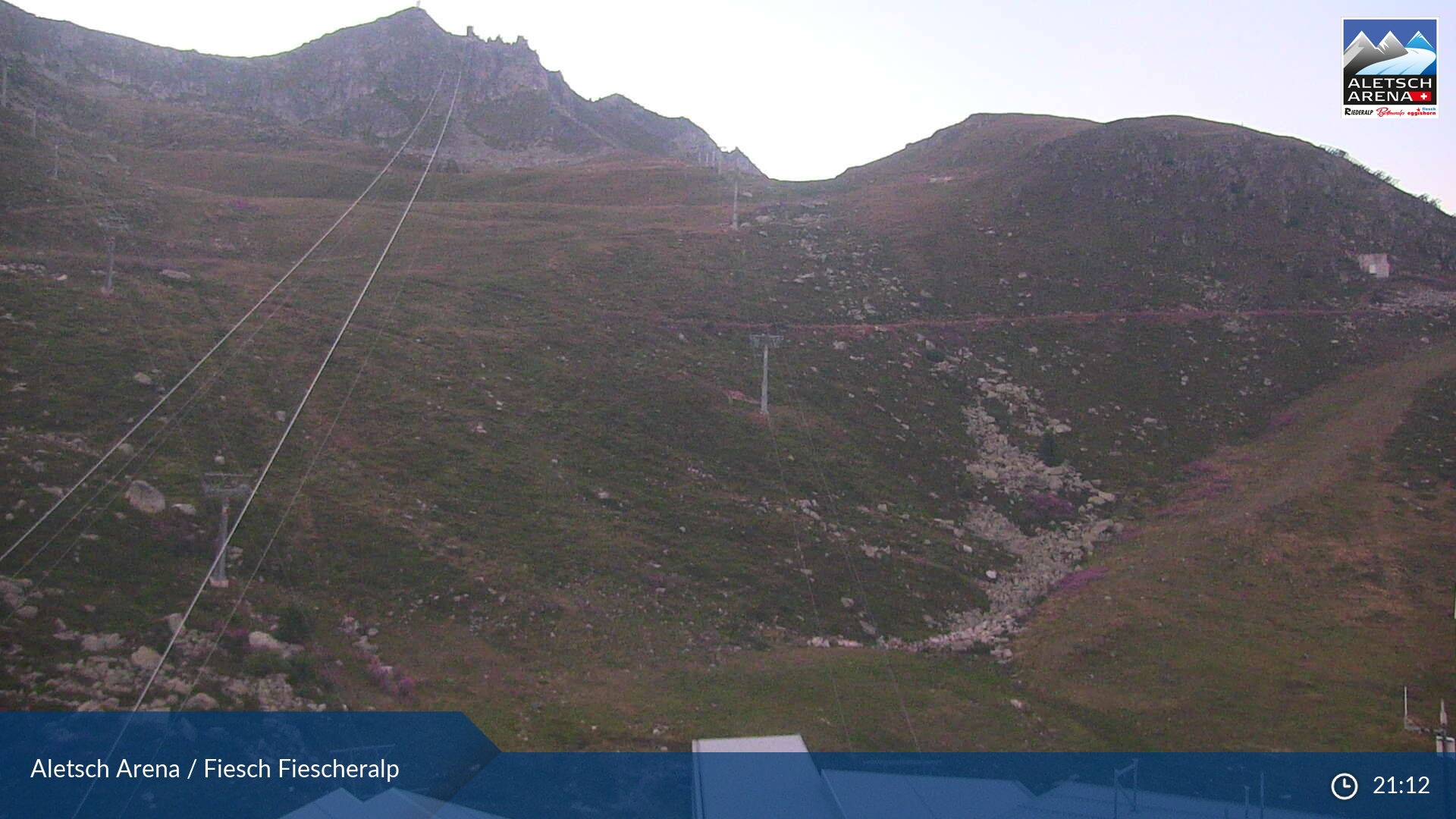 Webcam Riederalp