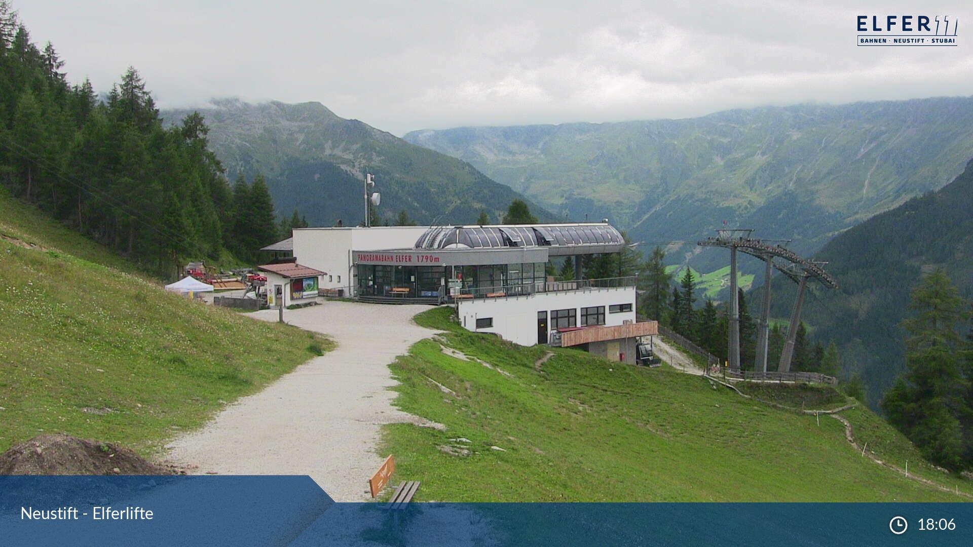 Webcam <br><span> ghiacciaio stubai</span>