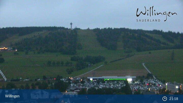 Skigebiet Willingen - Webcam 2