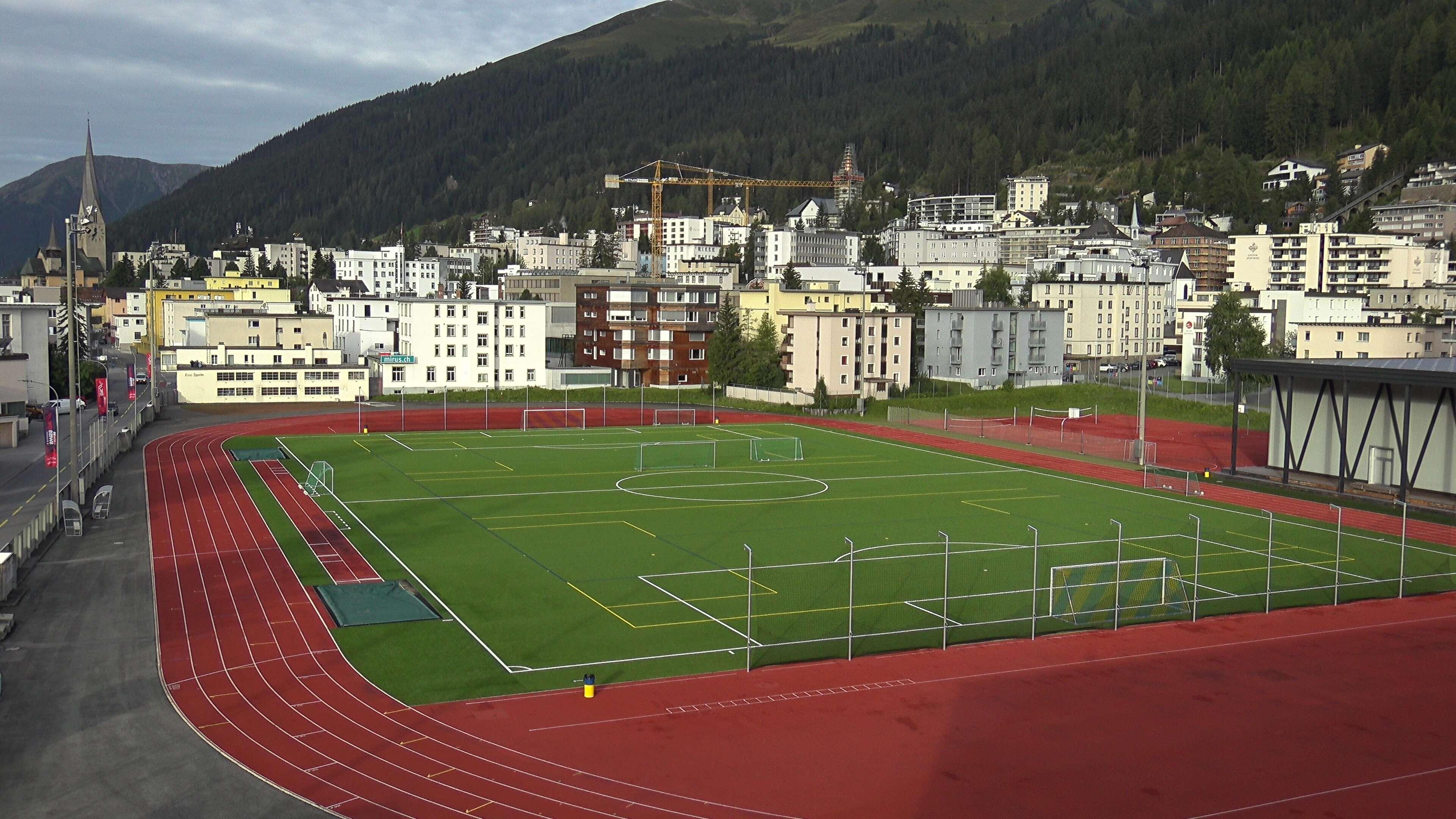 Sportzentrum Davos