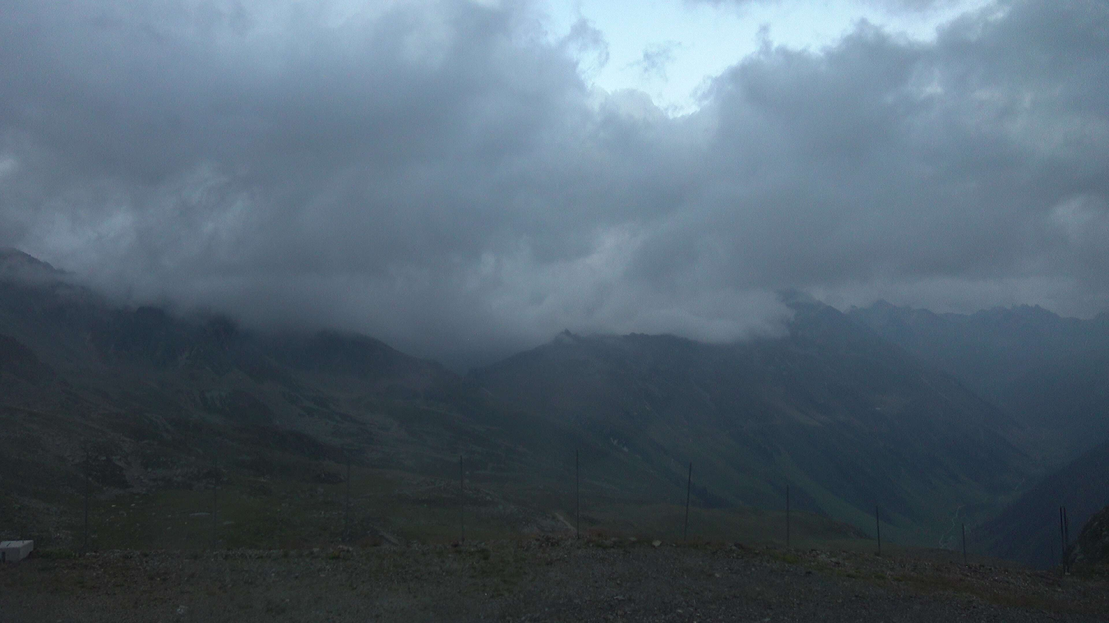 Madrisa Bergstation Schaffürggli