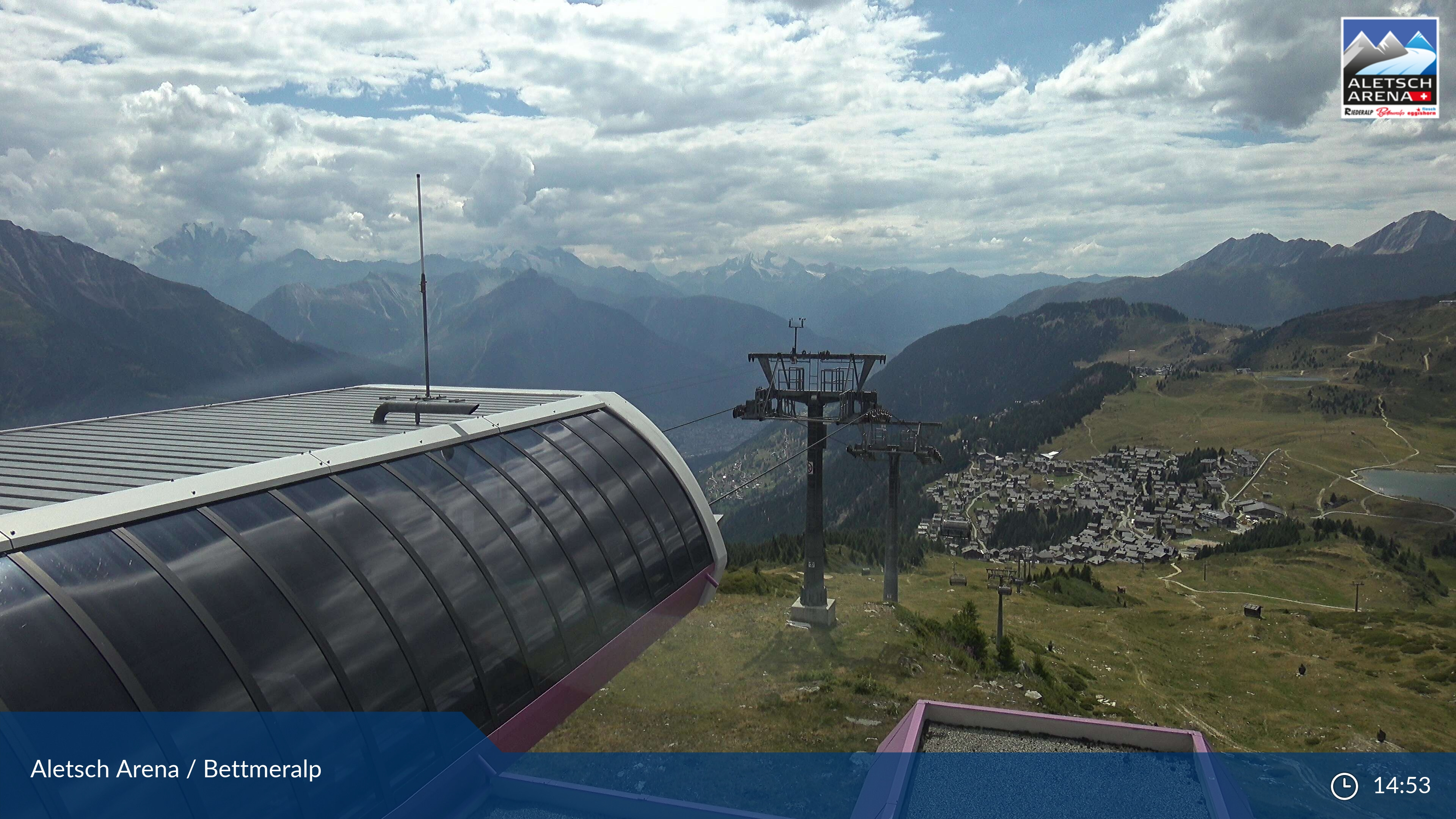 Webcam Fiescheralp