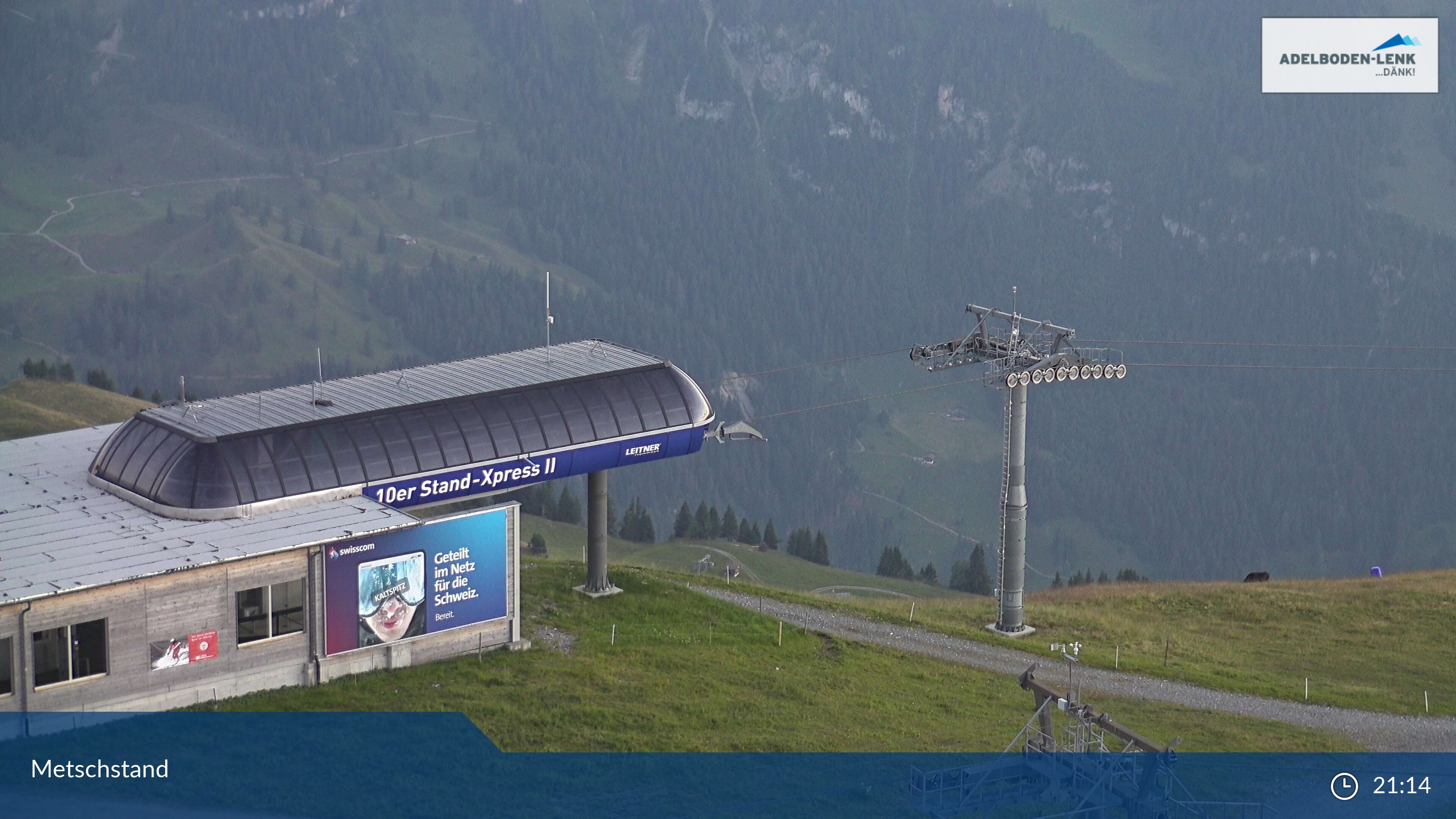 Webcam Adelboden