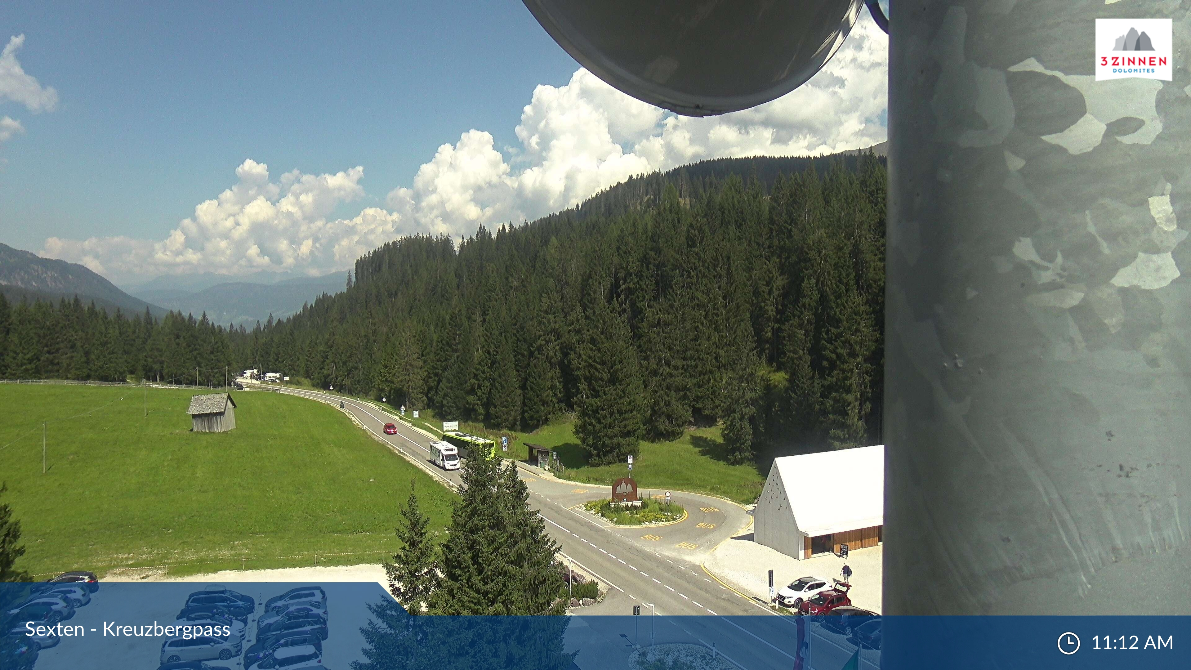 Webcam Sexten Kreuzbergpass