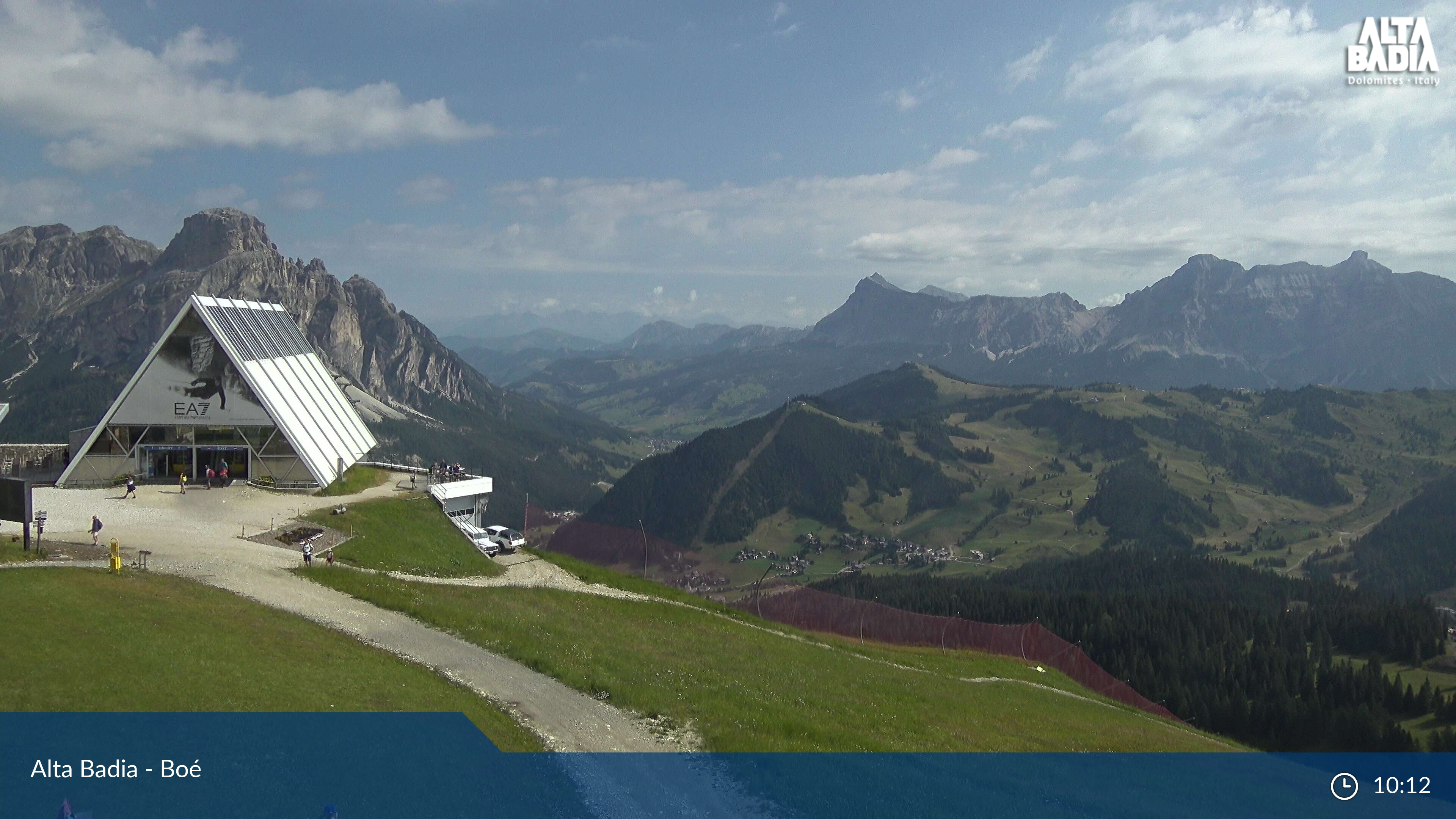 Webcam <br><span>Alta Badia Piz Boè</span>