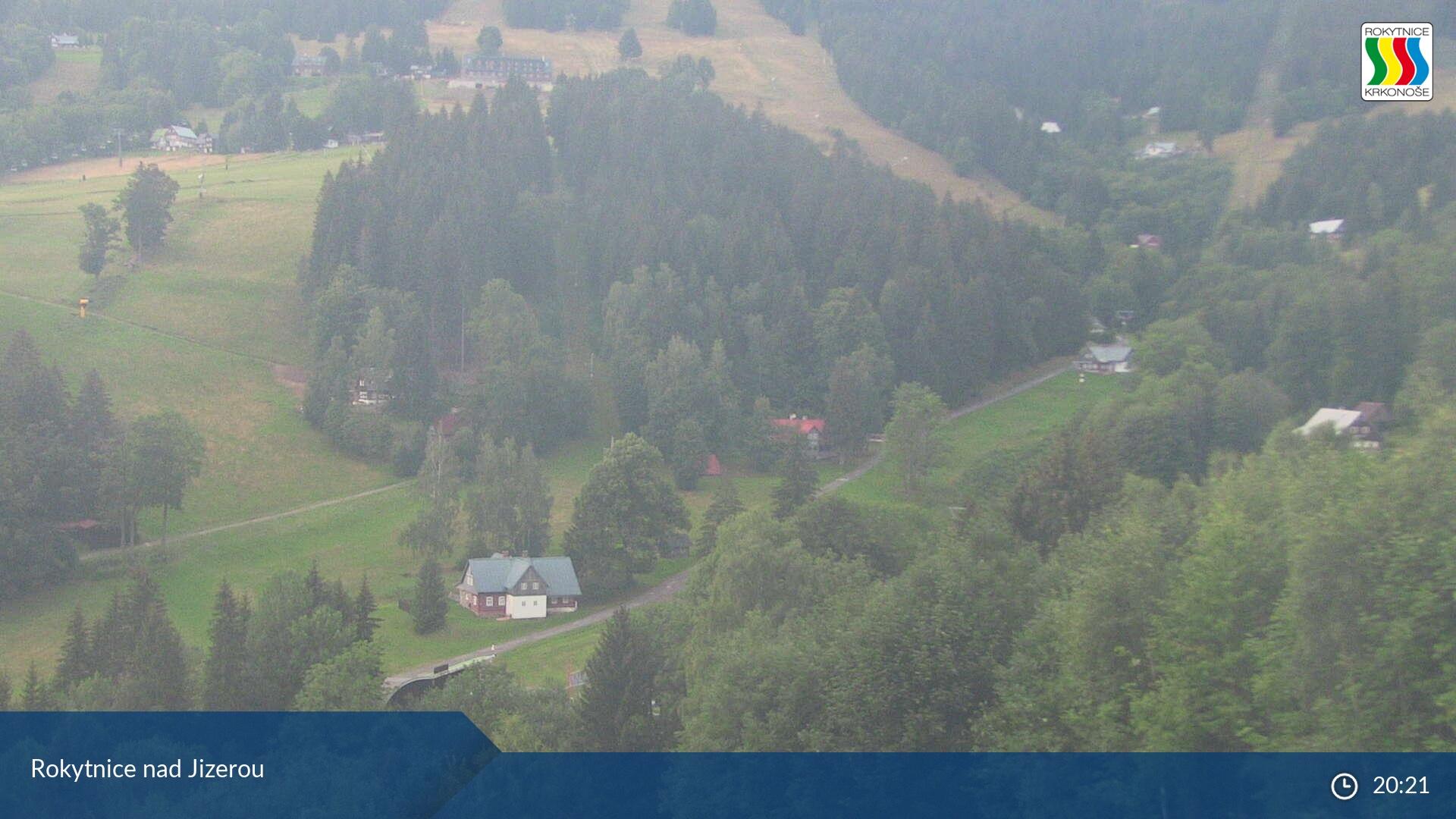 Ski Area Studenov - Horny Domky webcam