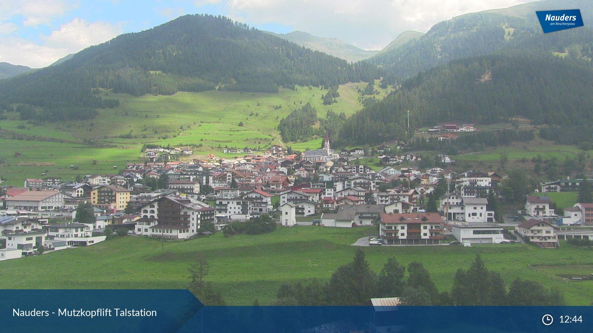 Nauders Village webcam