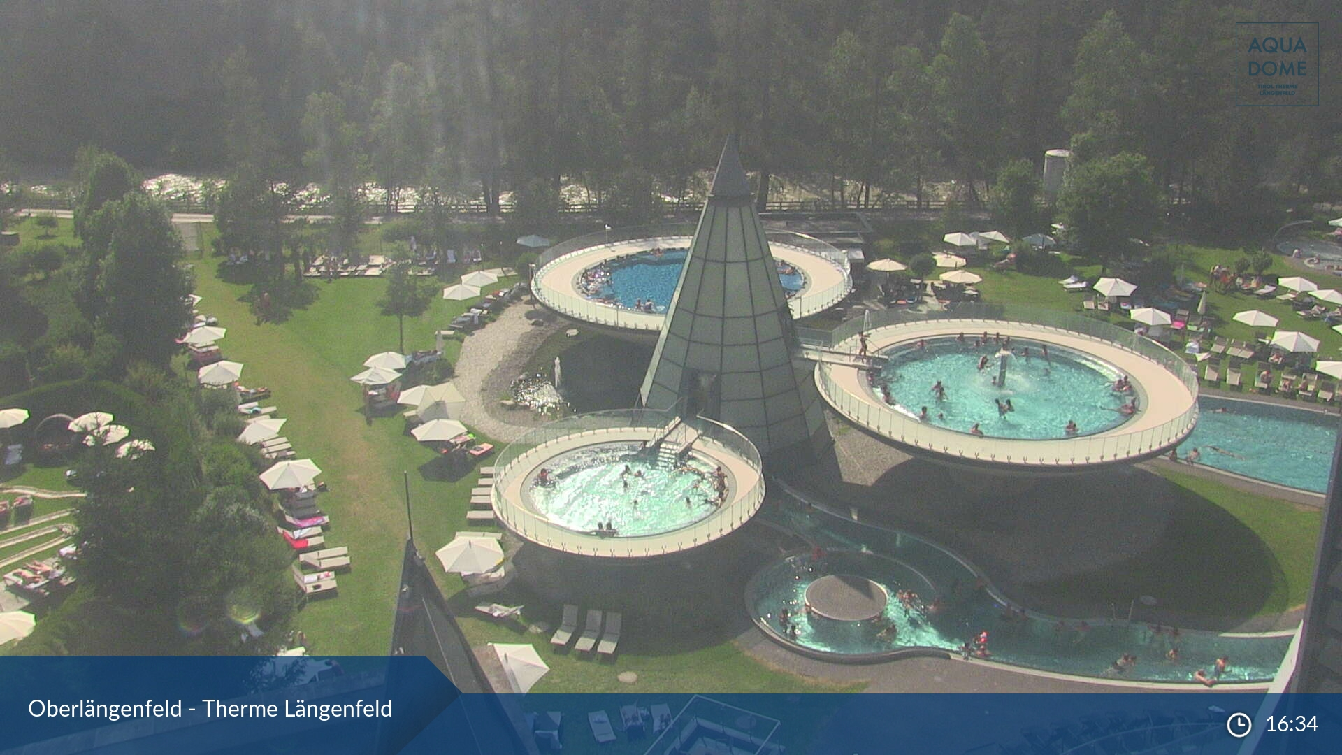 Webcam Soelden Aqua Dome Längenfeld