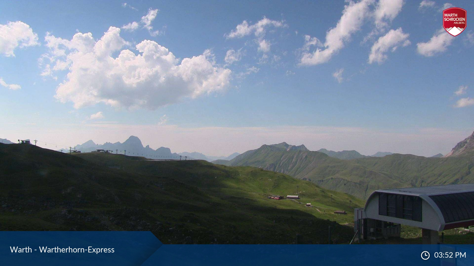 Live Webcam Wartherhorn Express