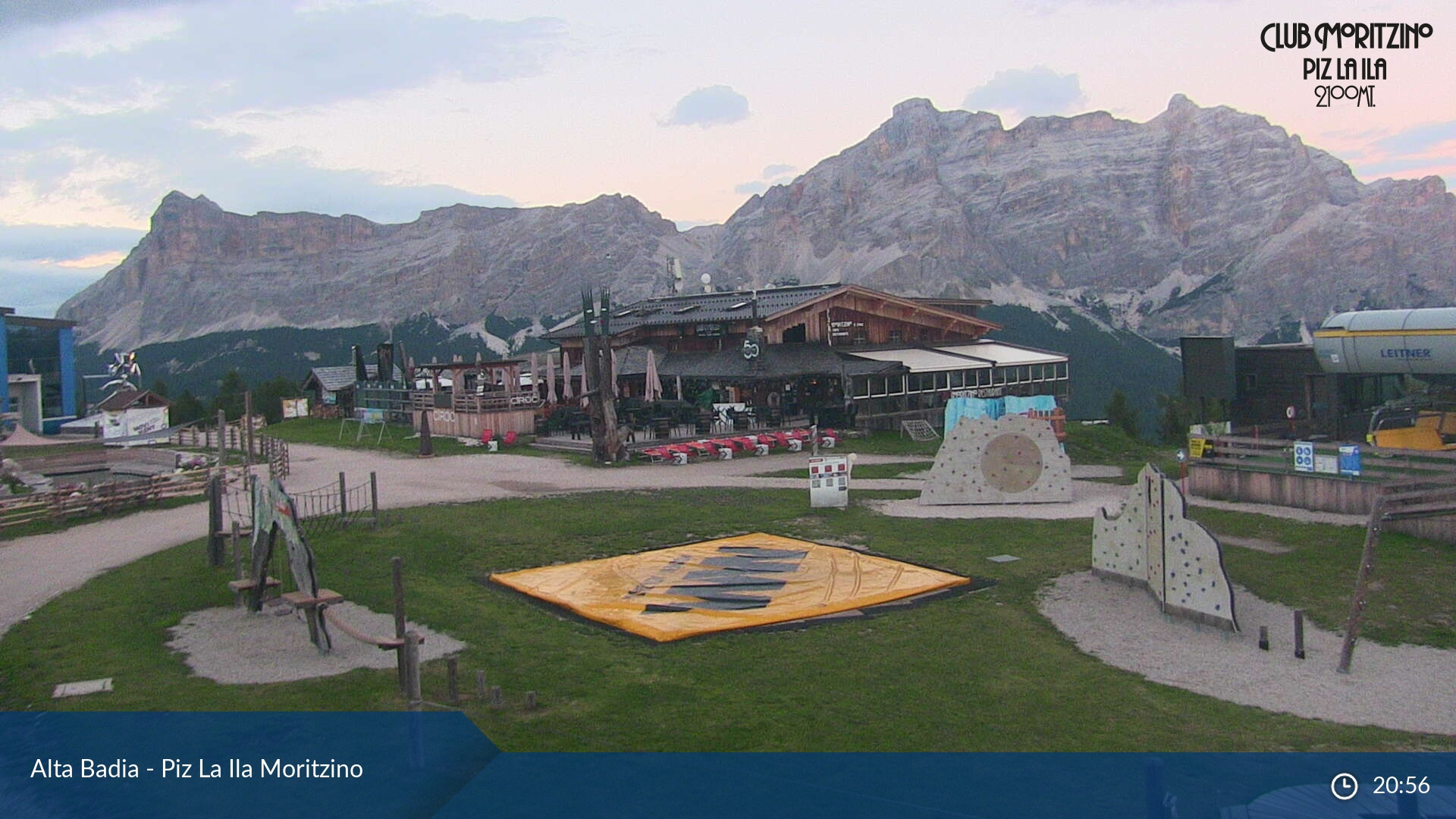 Webcam <br><span>La Villa, Piz La Ila</span>