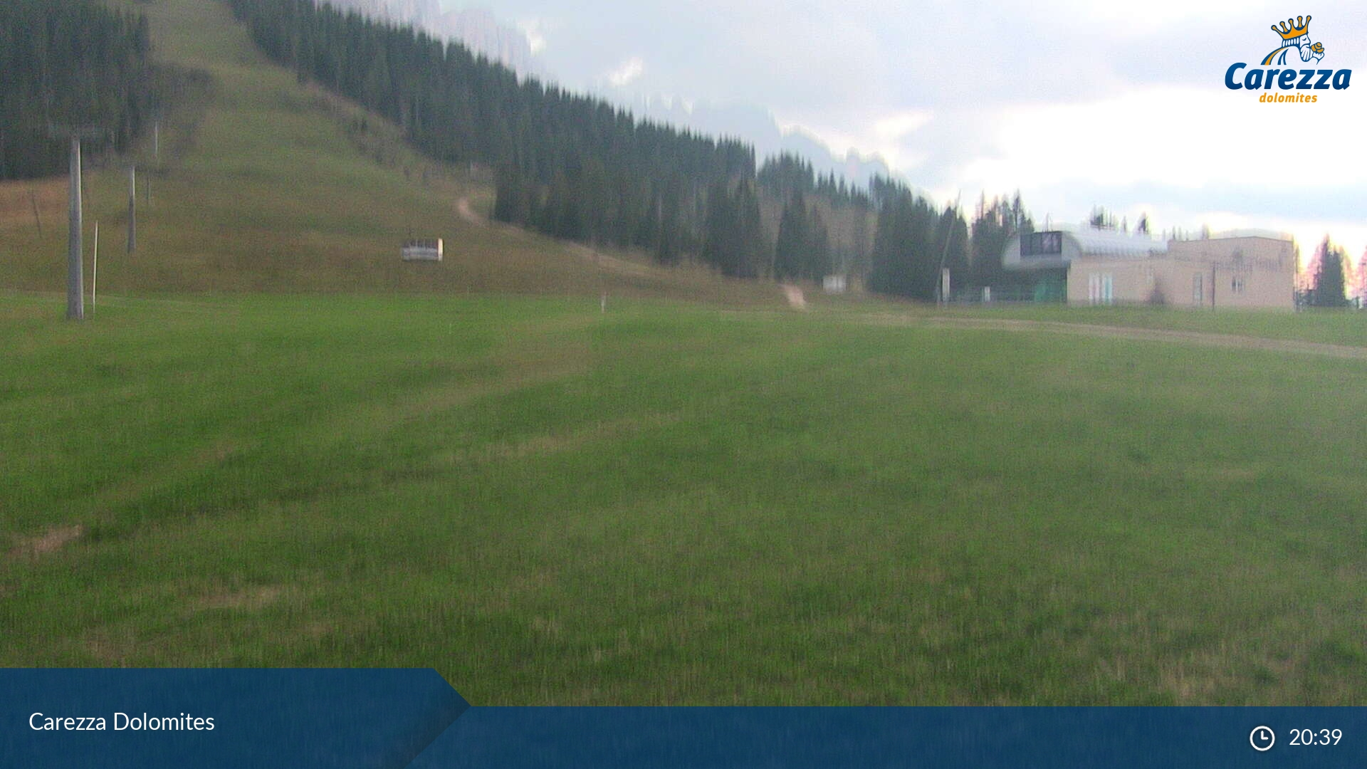 Webcam Carezza - Passo Costalunga