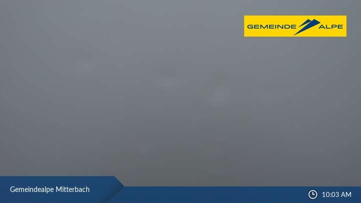 Gemeindealpe Mitterbach Gipfelkreuz