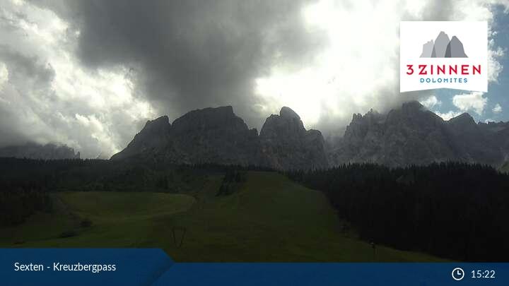 Webcam Passo Monte Croce Comelico