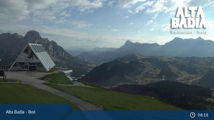 Webcam Neve Alta Badia