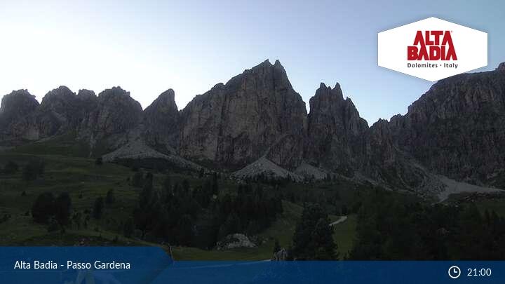 Alta Badia, Passo Gardena