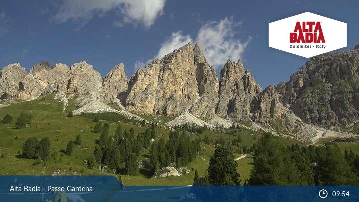 Webcam Passo Gardena (BZ)