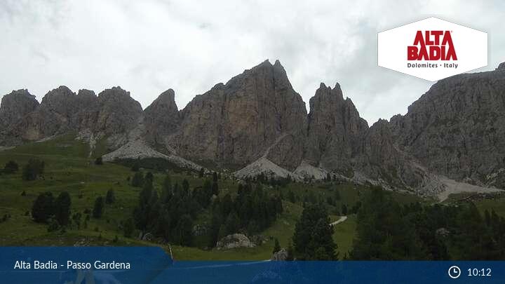 Alta Badia, Grödner Joch