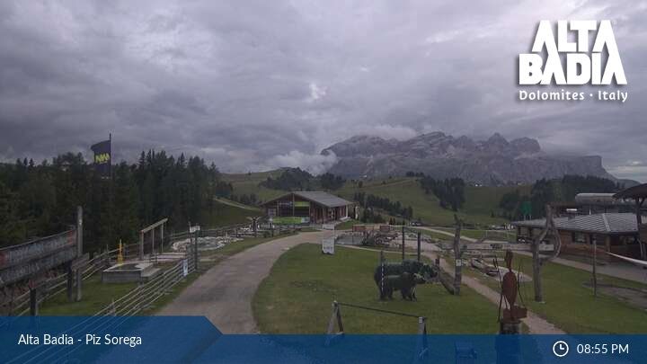 Webcam <br><span>San Cassiano, Piz Sorega</span>